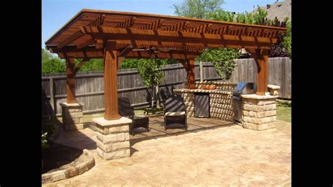 Backyard Bar Designs by Backyard Bar And Grill