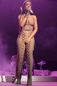 Rihannau0026#39;s ANTI World Tour Outfits Prove Sheu0026#39;s a Fashion Killer | Rihanna Inspiration and She s