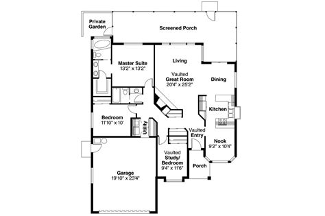 house floor plans designs style house plans hacienda house plans