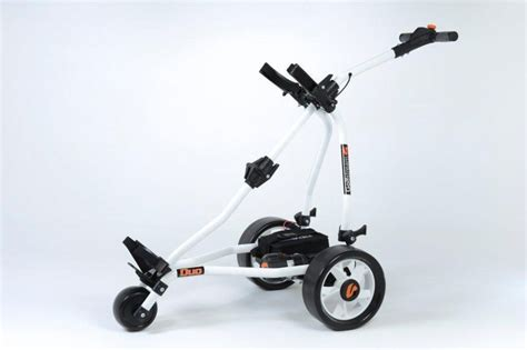 golfstream duo electric golf trolley