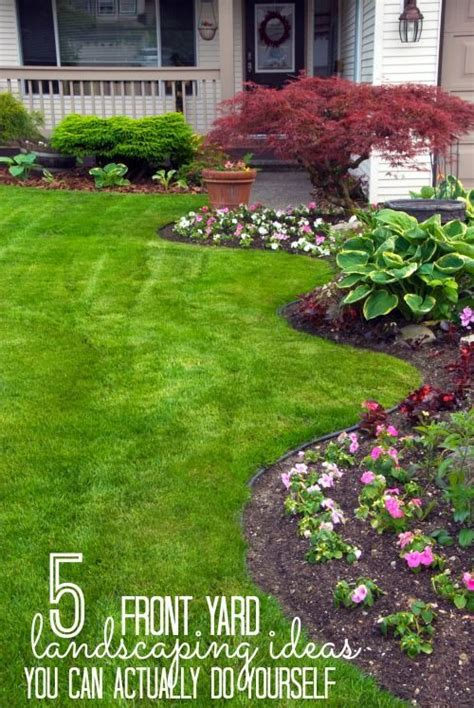 best 25 small front yard landscaping ideas on