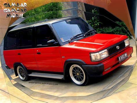 Gambar Mobil Gambar Mobilkia by Gambar Mobil Kijang Modifikasi Toyota Mobil Toyota