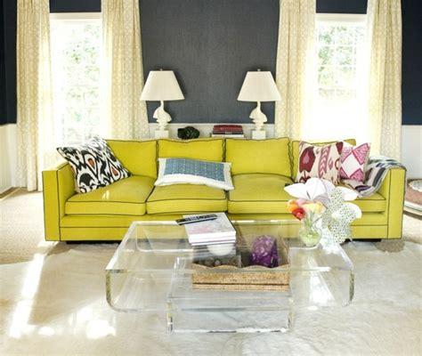 Die Attraktive Wohnzimmereinrichtung Retrolook