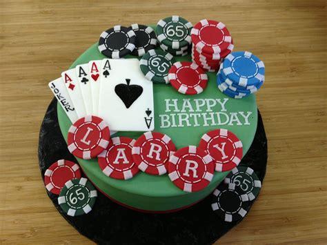 Poker Themed Cake  Bday Cake  Pinterest  Poker, Cake