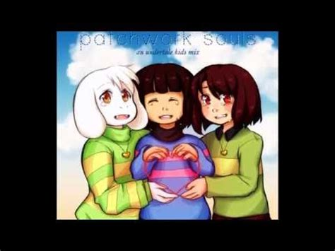 undertale asriel chara and frisk
