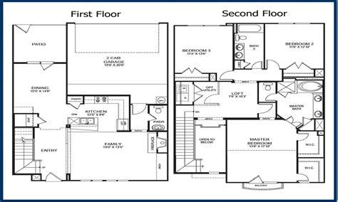 2 floor plans with garage 2 condo floor plans 2 floor condo in georgetown