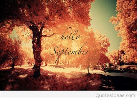 september images   sayings quotes