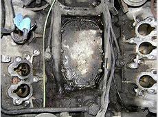 please help valley pan leak, gasket leaks? pics