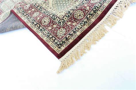 tapis wilton kazak rouge trendcarpetfr