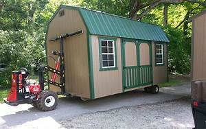 building a portable shed for storage needs can help a lot With building a portable shed