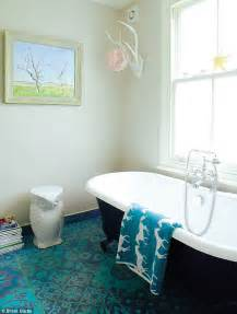 cottage bathroom ideas lifestyle how we strike the quirk balance daily
