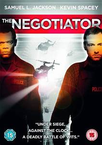 The Negotiator DVD Zavvi com