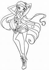 Winx Dla Dziewczyn Kolorowanki Wydruku Stella Kolorowanka Malowanki Bloomix Disegni Bloom Stake Colorare Harmonix Czarodziejka Eccezionale Template Coloring Księżyca sketch template