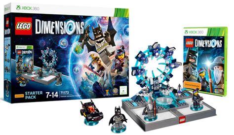 Descubre la mejor forma de comprar online. LEGO Dimensions Starter Pack Xbox 360 | Bricking Around