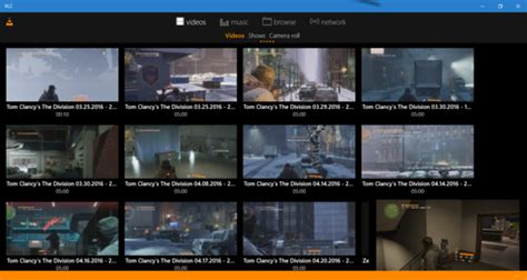 vlc media player is now a universal windows 10 app afterdawn