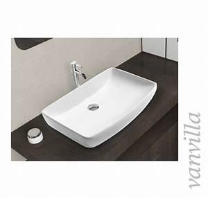 Keramik Waschbecken Küche : design keramik aufsatzwaschbecken waschbecken waschtisch ~ Lizthompson.info Haus und Dekorationen