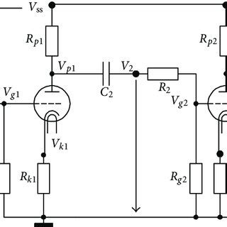 Guitar Tube Preamp Circuit Schematic Download
