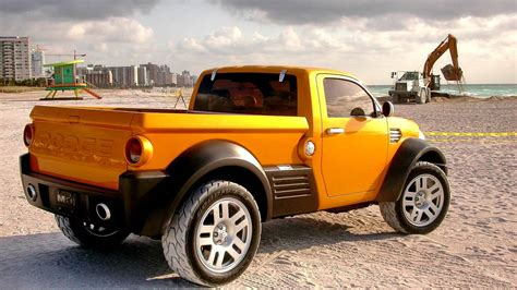 Dodge Small Truck by Truck Rewind Dodge M80 Concept Should Ram Build A