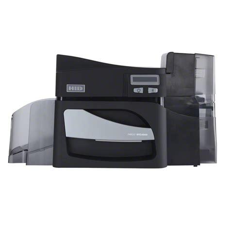 hid fargo dtc card printerencoder hid global