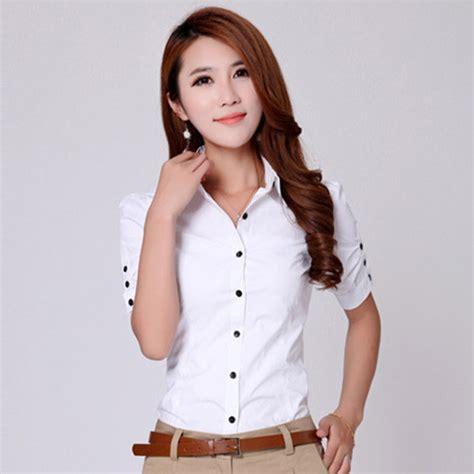 blouse cuisine femme white blouse shirts blouses chemise femme tops