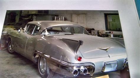 1957 Cadillac Eldorado Seville For Sale By Owner