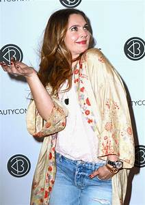 DREW BARRYMORE at Beautycon Festival NYC in New York 05/20 ...