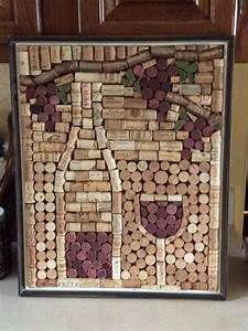 25 best ideas about wine cork art on pinterest cork art With wine letter art