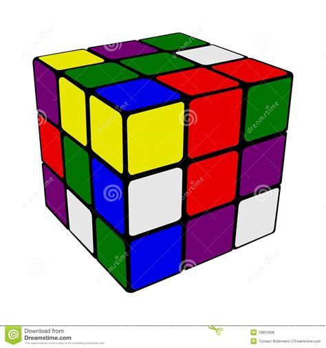rubik cube editorial stock photo image