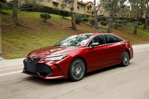 2019 Toyota Avalon by All New 2019 Toyota Avalon Is 2 000 More Expensive