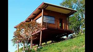Small, House, Interior, Design, A, Small, Wooden, House, In, Brazil