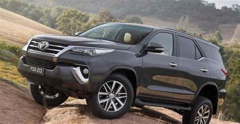 2019 Toyota Fortuner Review, Redesign, Specs And Price