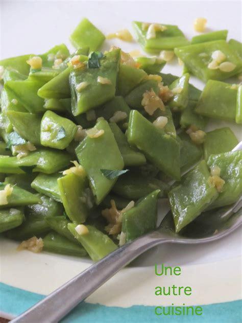 comment cuisiner les haricots coco cuisiner les haricots plats 28 images salade de