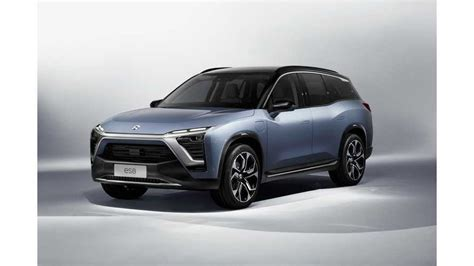Upcoming Electric Suv by Nio Ep9 News And Reviews Insideevs