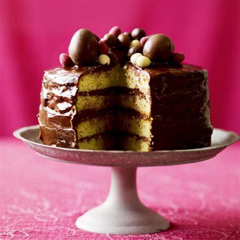 easter celebration cake woman  home