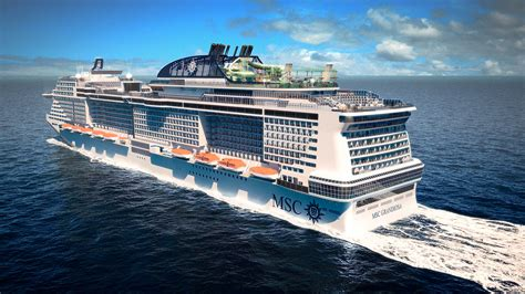 msc cruises to enhance family cruise offering and target teenagers msc grandiosa cruise