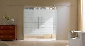 Schiebetür Glas Küche : glasschiebet ren individuell geplant mit montage berlin glas ~ Sanjose-hotels-ca.com Haus und Dekorationen