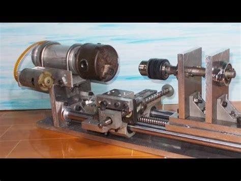 diy lathe mini lathe homemade lathe machine mini wood