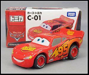tomica disney c 01 cars lightning mcqueen new takara tomy