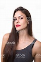 Young Pretty Latina Woman Stock Photo - Download Image Now ...