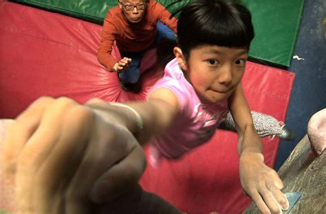 ashima shiraishi  conquers difficult bouldering climbs