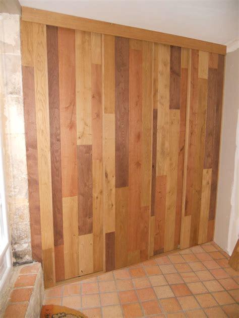 porte meuble cuisine sur mesure meuble d entrée avec portes coulissantes en bardage