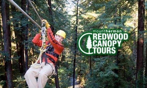 redwood canopy tours 51 redwood zipline tour mount hermon redwood canopy