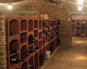 Cave À Vin Enterrée : am nagements de cave vin ~ Nature-et-papiers.com Idées de Décoration