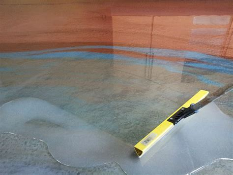 Comparing Thick Build Concrete Sealers to Thin Build
