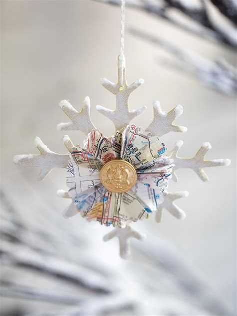 homemade christmas ornaments easy crafts and homemade