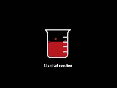 Chemical Reaction Dribbble