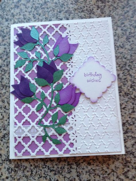 julies birthday card  images pretty cards flower