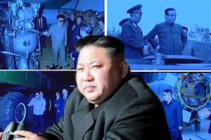 North Korea's missile tests seen like NEVER before in ...