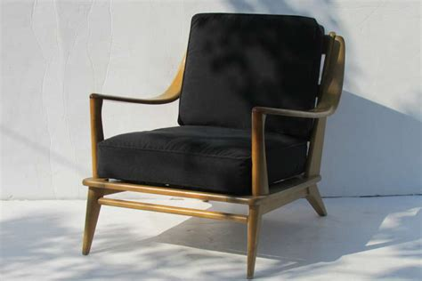 Heywood Wakefield Chair Identification by Heywood Wakefield Streamlined Lounge Chairs At 1stdibs