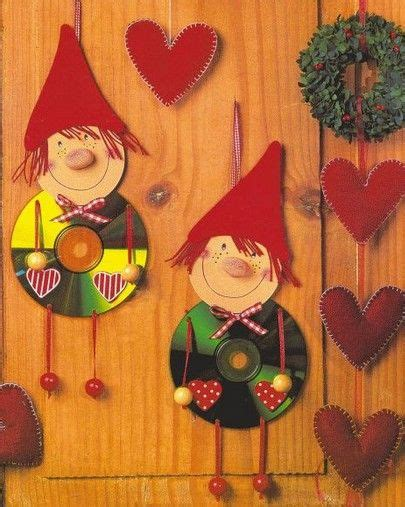 craft for christmas using old cds http handmade website craft from cd disc crafts